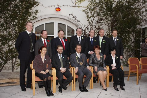 Die neuen StadträtInnen