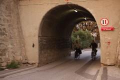 zwei im Tunnel
