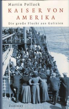 """Martin Pollak: """"Kaiser von Amerika"""""""