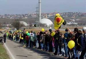 60.000 bei Demo in Südwestdeutschland - am 12. März 2011