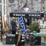 Radhändler beim RadOpening