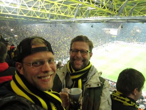 3. März 2012, BVB - Mainz 2:1
