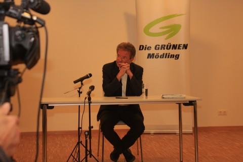 Rudi Anschober in Mödling