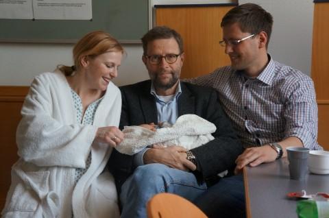 mit Susi, Jonah, Jan