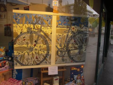 Fahrrad von Elisabeth Schöfer