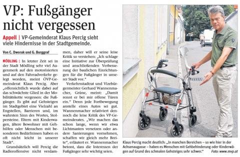 NÖN Mödling, 6. 8. 2014